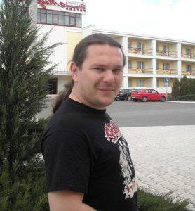 Timon Potseluev, Web Developer