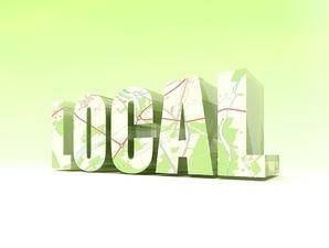 local mini-website