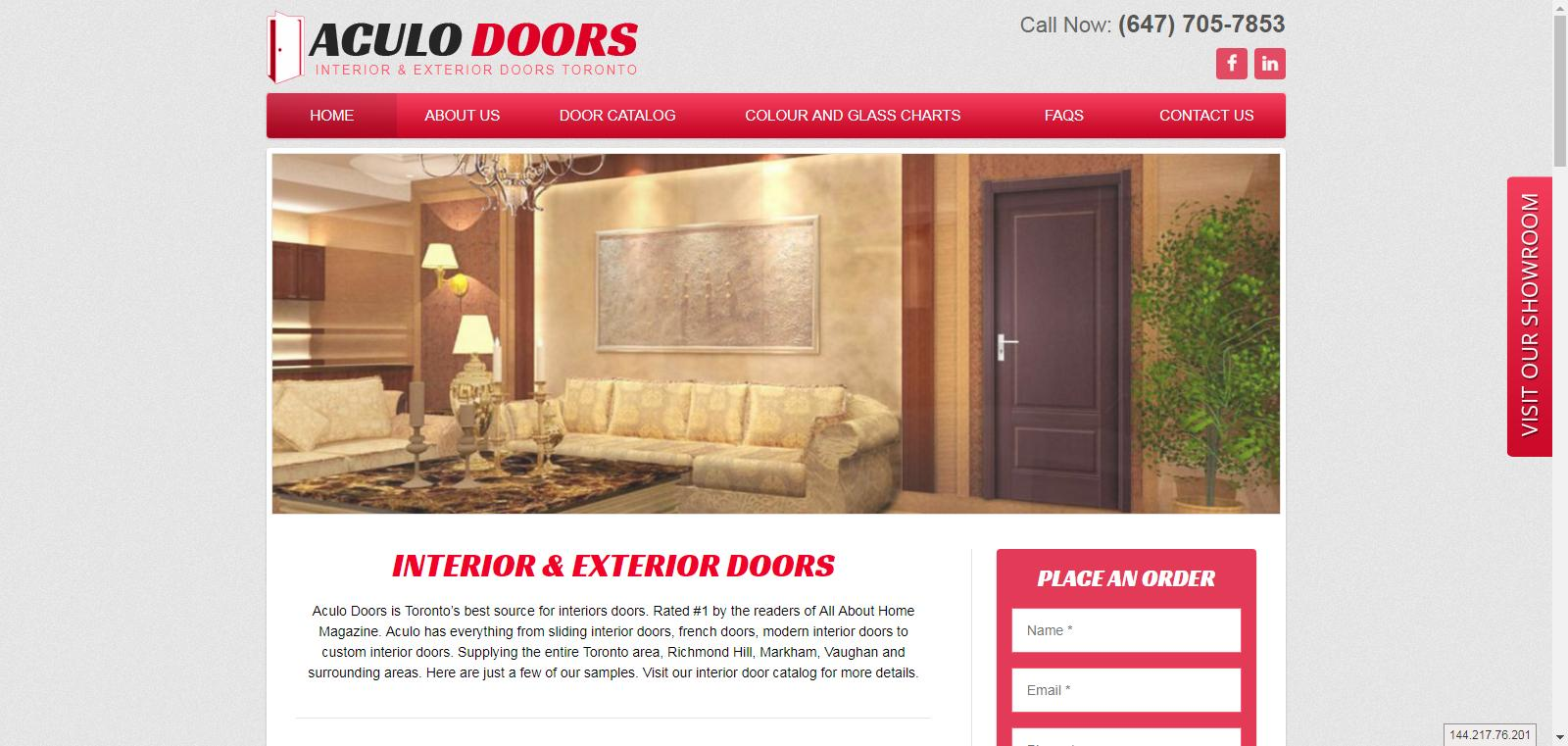 Home Improvement Is Our Specialty, And We Make All Of The Home Improvement  Websites We Design Unique.